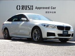 BMW 6シリーズグランツーリスモ 630i Mスポーツ HDDナビTV ACC 黒革 新車保証継承対象車