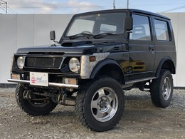 スズキ ジムニー 660 サマーウインド リミテッド 4WD リフトアップ 外アルミ 外バンパー