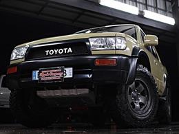 トヨタ ハイラックスサーフ 3.0 SSR-G ワイドボディ インタークーラー付 ディーゼルターボ 4WD オリジナルペイント イベント対象車