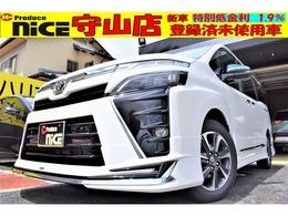 トヨタ ヴォクシー 2.0 ZS 煌III 新車モデリスタ セーフティセンス ナノイー
