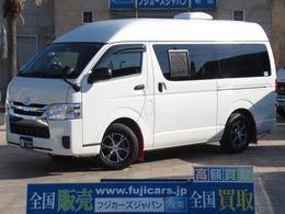 トヨタ ハイエースバン タコス 2B FFヒーター 外部充電 外部電源 冷蔵庫