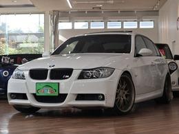 BMW 3シリーズ 325i Mスポーツパッケージ サンルーフ 車高調 ワーク19インチ