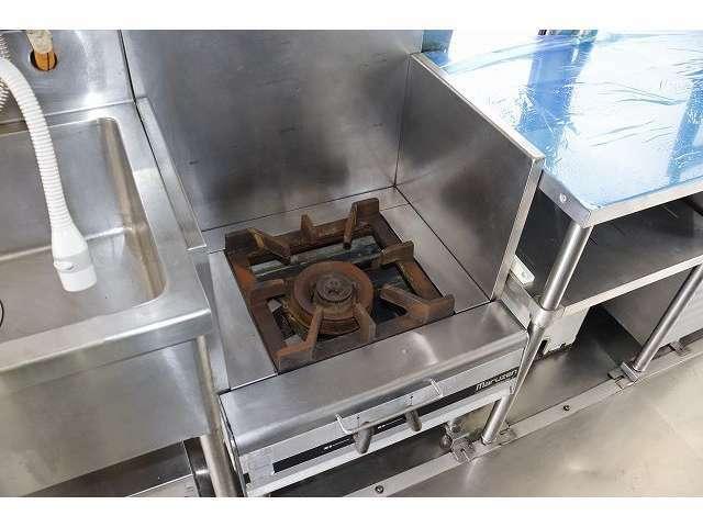 深い鍋でも加熱可能です☆