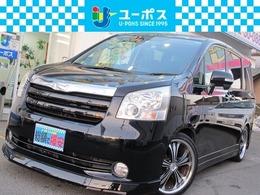 トヨタ ノア 2.0 X Lセレクション 車高調・両側電動スライド・ナビ・TV