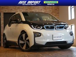 BMW i3 レンジエクステンダー 装備車 SR半革 ACC LEDライト HDDBカメ 禁煙1オナ