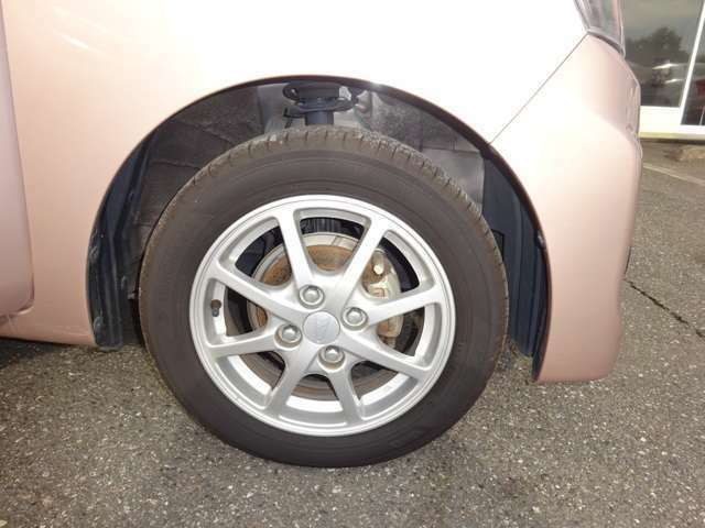 タイヤサイズ155/65R14インチ