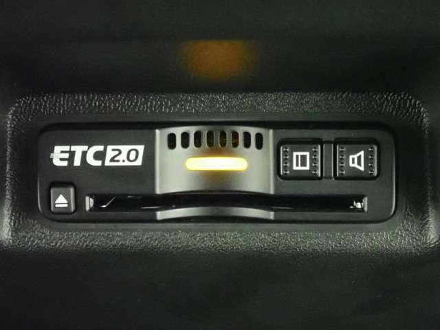 ETC2.0車載器(ナビゲーション連動)
