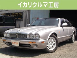 ジャガー 4.0-V8リミテッド 4.0-V8リミテッド キーレス・パワーシート・本革シート