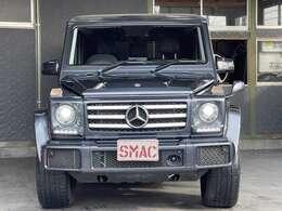 メーカー:メルセデスベンツ 車種:Gクラス グレード:G350d 走行距離:63,600km 色:グレー