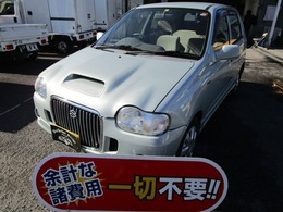 スズキ アルト 660 エポ 4WD パワステ