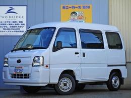 スバル サンバー 660 トランスポーター 5速MT キーレス ナビ TV (検/2年込)