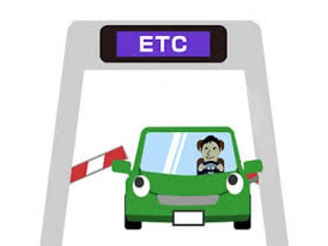 Bプラン画像:ETC車載器取付プラン!スマートインターで降りるなら必須!