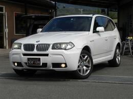 BMW X3 2.5si MスポーツパッケージI (スポーツ・サスペンション) 4WD M スポーツパッケージ