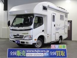 トヨタ カムロード キャンピング  バンテック コルドバンクス 4WD ソーラーパネル FFヒーター 冷蔵庫