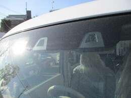 デュアルカメラブレーキサポート装着車
