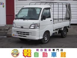 スバル サンバートラック JA JA パワステ 4WD