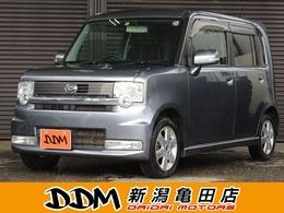 ダイハツ ムーヴコンテ 660 カスタム X 4WD スマートキー/4WD/純正オーディオ