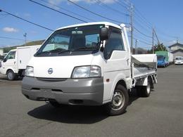 日産 バネットトラック DX・0.85t・新明和製垂直パワーゲート