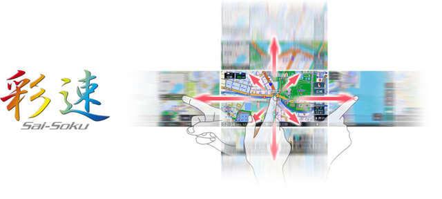 Aプラン画像:「高画質」と「高速レスポンス」を追求する彩速テクノロジー
