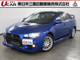 三菱 ランサーエボリューション 2.0 GSR X ハイパフォーマンスパッケージ 4WD 禁煙車・レカロシート・ブレンボキャリパー
