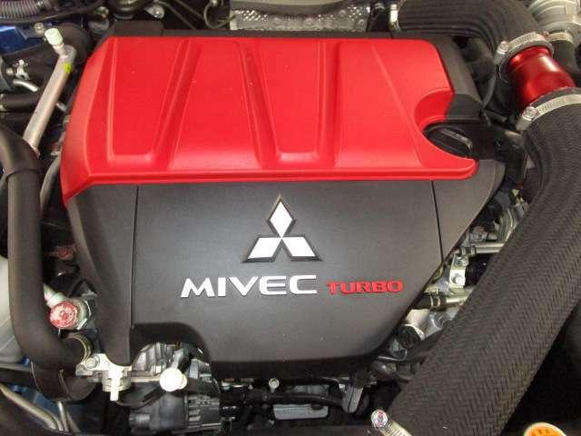 2000ccマイベックターボエンジンです。