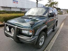 いすゞ ビッグホーン 3.1 XSプレジール ショート ディーゼルターボ 4WD 1ナンバー