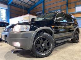 フォード エスケープ 2.3 XLT 4WD ディーラー車 記録簿 BFグッドリッチAT