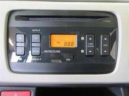 CDチューナーが付いているので好きな音楽を聴きながらドライブを!!