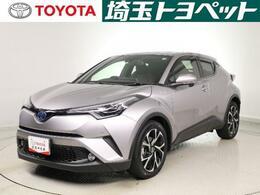 トヨタ C-HR ハイブリッド 1.8 G 純正ナビ・シーケンシャルウィンカー