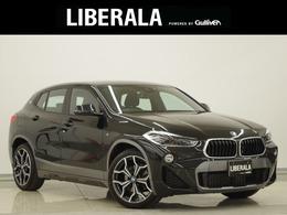 BMW X2 xドライブ18d MスポーツX ディーゼルターボ 4WD 1オーナー ACC HUD LEDライト 純正HDDナビ