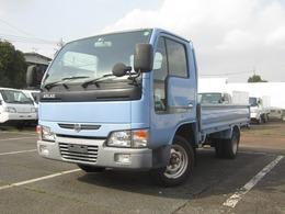 日産 アトラス DX・1.5t・MT・ダブルタイヤ