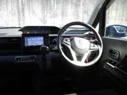 落ち着いた基調のインテリアデザイン!ドライブは楽しく、気分も明るくなりますね♪