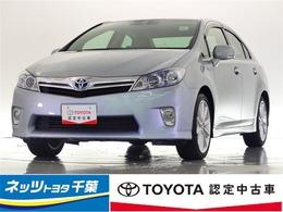 トヨタ SAI 2.4 S タイヤ4本交換 HDDナビ
