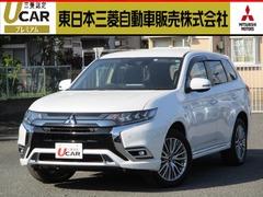 三菱 アウトランダーPHEV の中古車 2.4 G 4WD 東京都西東京市 363.0万円
