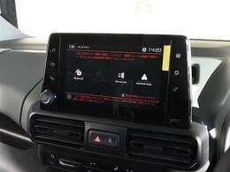 ■8インチタッチスクリーン■カープレイ対応・ミラーリング・USB・Bluetooth