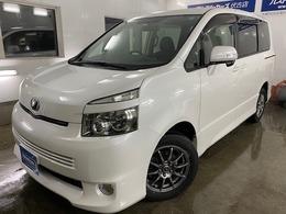 トヨタ ヴォクシー 2.0 Z 4WD 本州仕入 寒冷地仕様 新品リアモニター