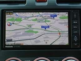 パナソニックストラーダHDDナビ CN-H501WD フルセグTV・DVD・CD・SD・Bluetooth対応・ミュージックサーバー付き