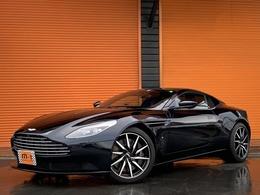 アストンマーティン DB11 5.2 V12正規D車OneOwnerOPleather&carbon内装