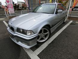 BMW 3シリーズクーペ 318is イベント優勝 ディーラー車 右ハンドル