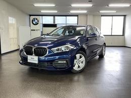 BMW 1シリーズ 118d プレイ エディション ジョイ プラス ディーゼルターボ 元弊社デモカー ナビPKG 純正16インチ