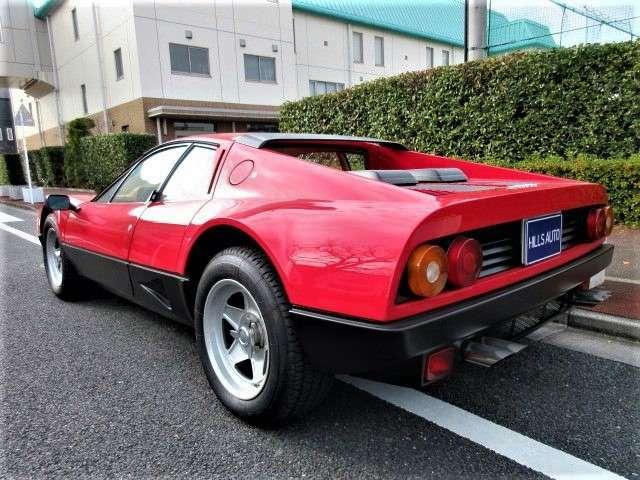 フェラーリ 512BB i ヨーロッパ並行