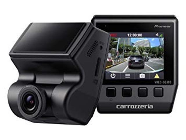 Aプラン画像:カロッツェリア・パイオニア VREC-DZ300 207万画素 Full HD WDR/GPS ドライブレコーダー(価格には取り付けキット・工賃を含みます)