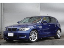 BMW 1シリーズ 130i Mスポーツ 後期 黒革 HDDナビ 1年保証