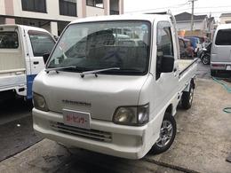 スバル サンバートラック 660 TC 三方開 4WD 5MT アルミ エアコン パワステ