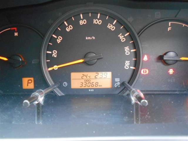 走行距離33068キロです