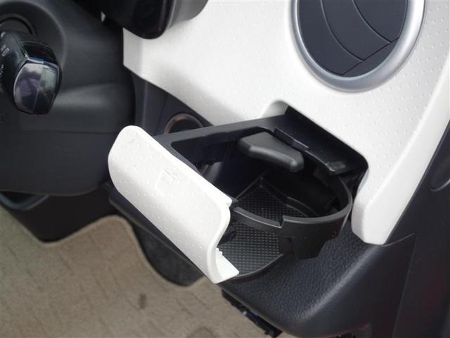 ハンドルの右側にドリンクホルダーがございます!手に取りやすい位置にありますので運転中の水分補給もラクラクです♪