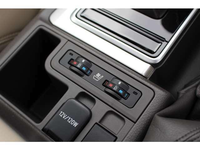 シートベンチレーション機能や温熱シートも完備しておりますので快適なドライブをお楽しみください★