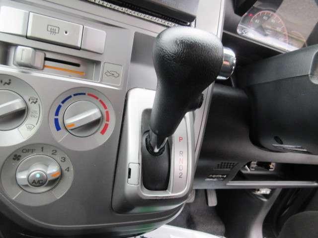 燃費の良い4AT