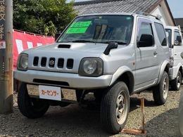 スズキ ジムニー 660 XC 4WD インタークーラーターボ/4WD/MT