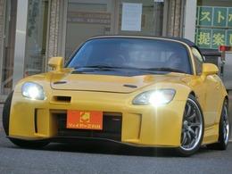 ホンダ S2000 2.0 タイプV ECU 強化クラッチ ラジエター LSD 車高調AW